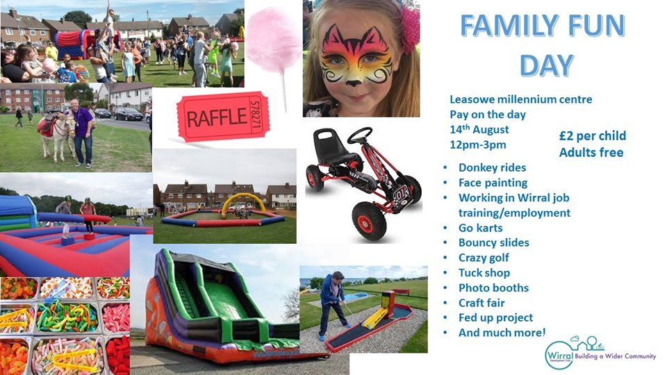 Leasowe Family Fun Day